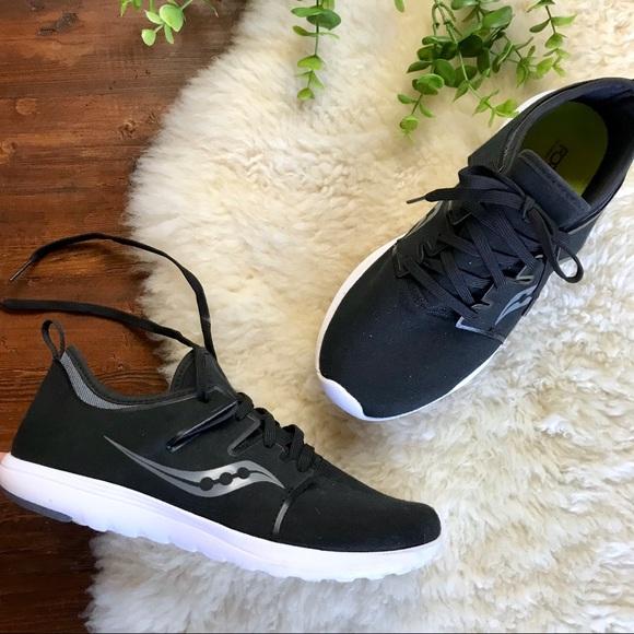 29df945e693b Saucony • Eros Lace Form2U Running Shoes. M 5be45b673e0caa5bc12ea1b3